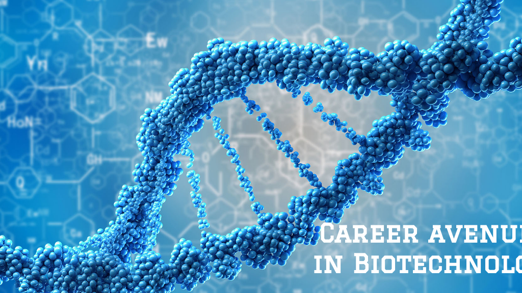 Why Biotechnology is an emerging stream for seeking admissions