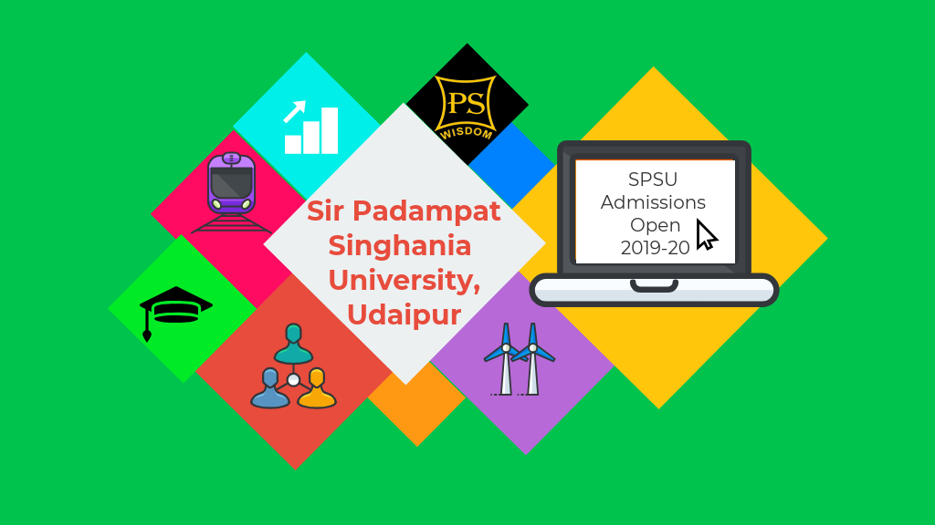 SPSU Admissions Open 2019-20