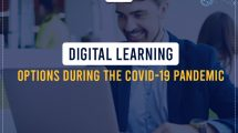 COVID-19 digital learning